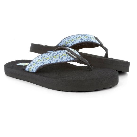 a7047d7adcf Teva Mush II Flatform Thong Sandals- Womens Size 9.  M 5accee50a44dbeacc1b028c8